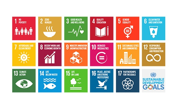 The Sustainable Development Goals of the 2030 Agenda constitute the new framework for international cooperation.
