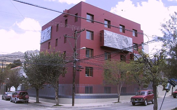 Embassy of Switzerland in Bolivia