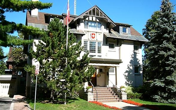 Embassy of Switzerland in Canada