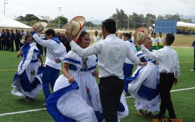 Image of Folklore Dancing Group of Honduras