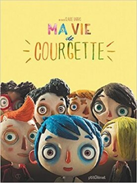 "Poster to the movie ""Ma vie de Courgette"""