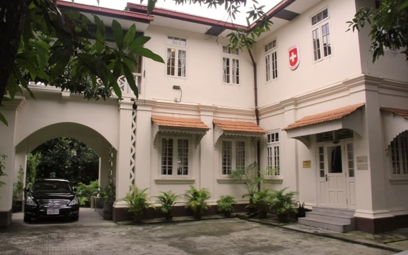Embassy of Switzerland in Yangon