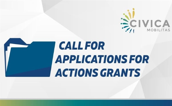 Logo Civica Mobilitas Call for Application for Action Gran