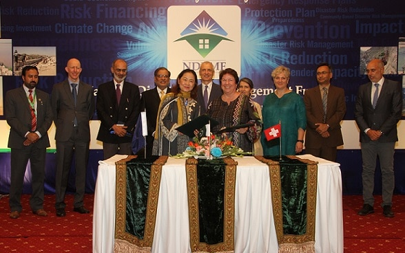 Swiss Embassy, ADB sign agreement to support National