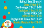 Screenings in various Philippine cities