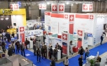 Swiss Pavilion at the Pharmtec