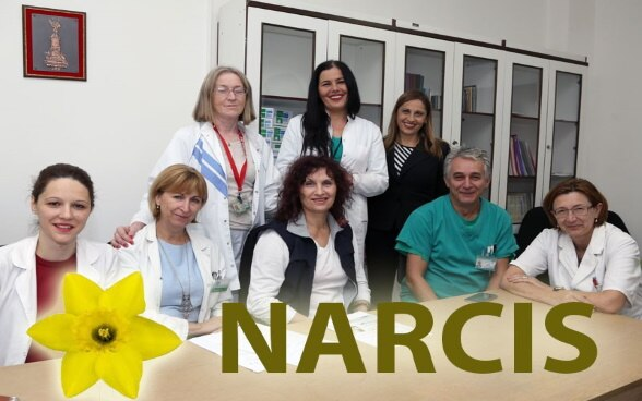 "Counselling Centre within the General Hospital Kruševac established through the project ""Narcissus"""