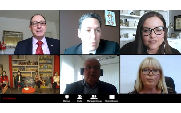 World Water Day online panel
