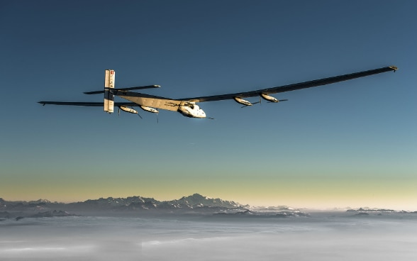 © Solar Impulse / Jean Revillard
