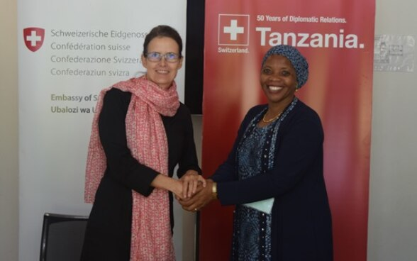 Swiss Embassy and Music Academy Sign New Agreement