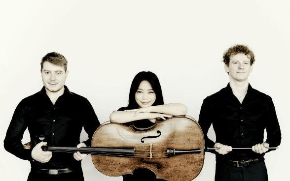 bf0fca16013 Swiss Ambassador's Award 2018 Concert Tour with Orion String Trio