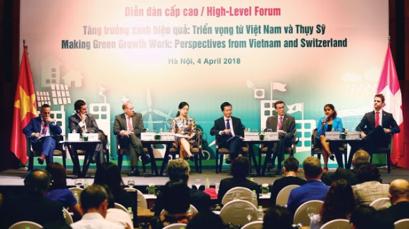 Switzerland and Vietnam Green Growth Forum