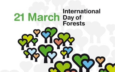 Logo International Day of Forests