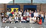 Group photo of Open Doors 2018 participants from South Asia