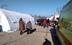Croatia: Switzerland responds to appeal for emergency shelters