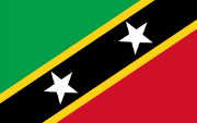 Flag St. Kitts and Nevis