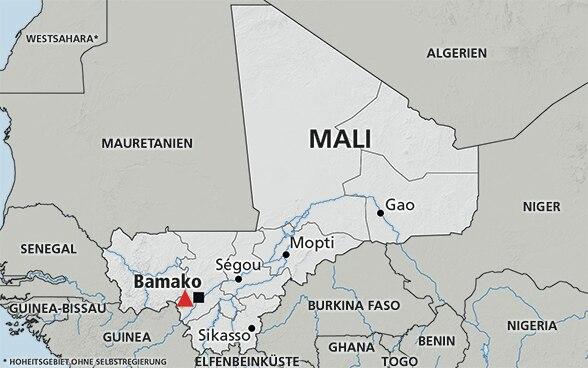 Karte Iran Nachbarlander.Mali