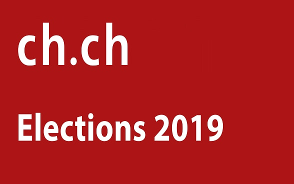 Logo: Federal Elections 2019