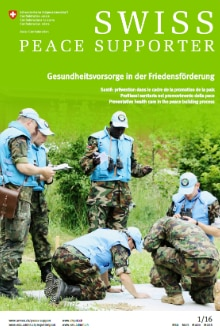 Swiss peace support 2 2016