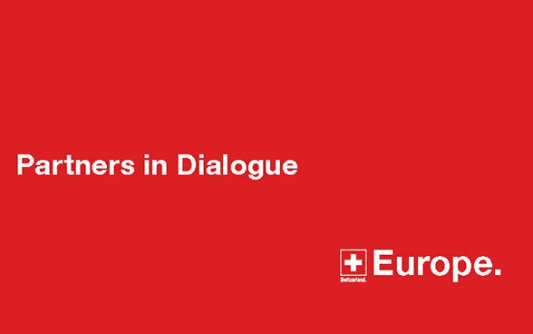 "Logo ""Partners in Dialogue"""