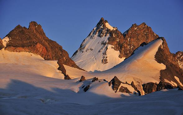 山脈 アルプス