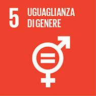 Obiettivo 5: Raggiungere l'uguaglianza di genere e l'autodeterminazione di  tutte le donne e ragazze