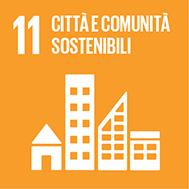 Obiettivo 11: Rendere le città e gli insediamenti umani inclusivi, sicuri,  resilienti e sostenibili