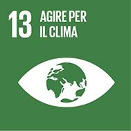 Obiettivo 13: Adottare misure urgenti per combattere i cambiamenti  climatici e le loro conseguenze