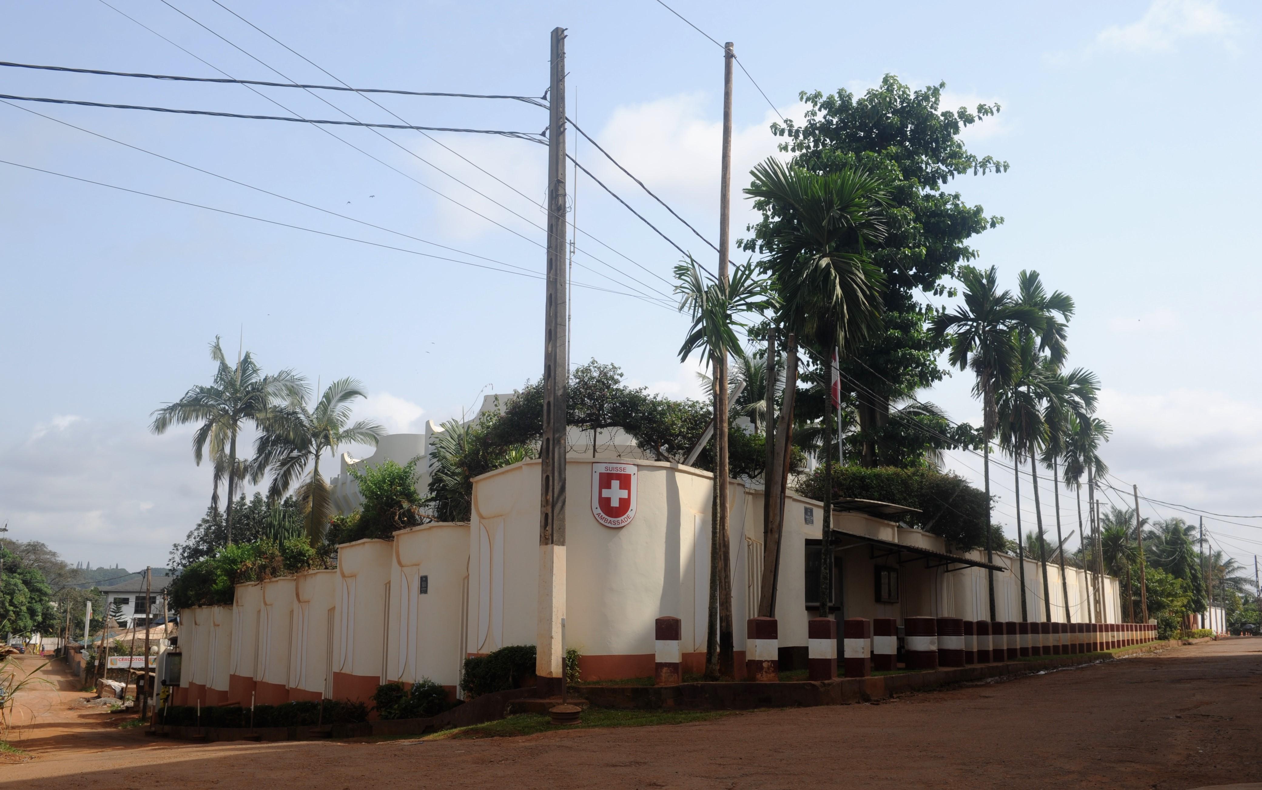 Ambassade De Suisse Au Cameroun
