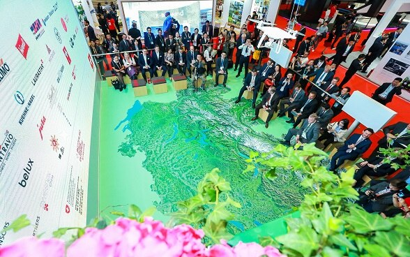 Swiss National Pavilion at CIIE