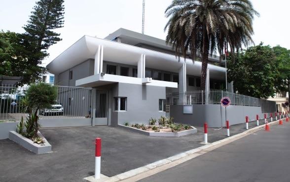 Embassy of Switzerland in Senegal