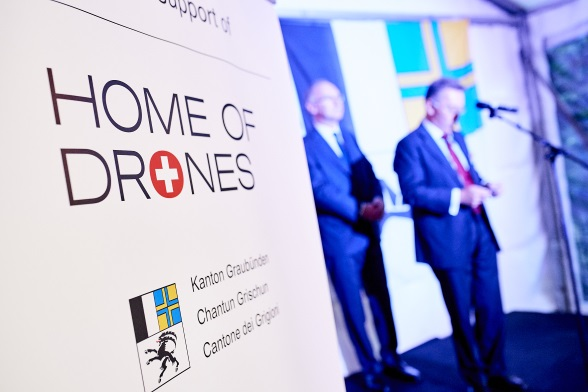 Soiree Suisse 2018 : Home of Drones